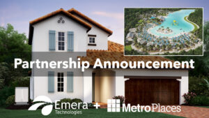 Metro Development Group and Emera Technologies National Community Debut — Medley at Southshore Bay Powered by BlockEnergy.