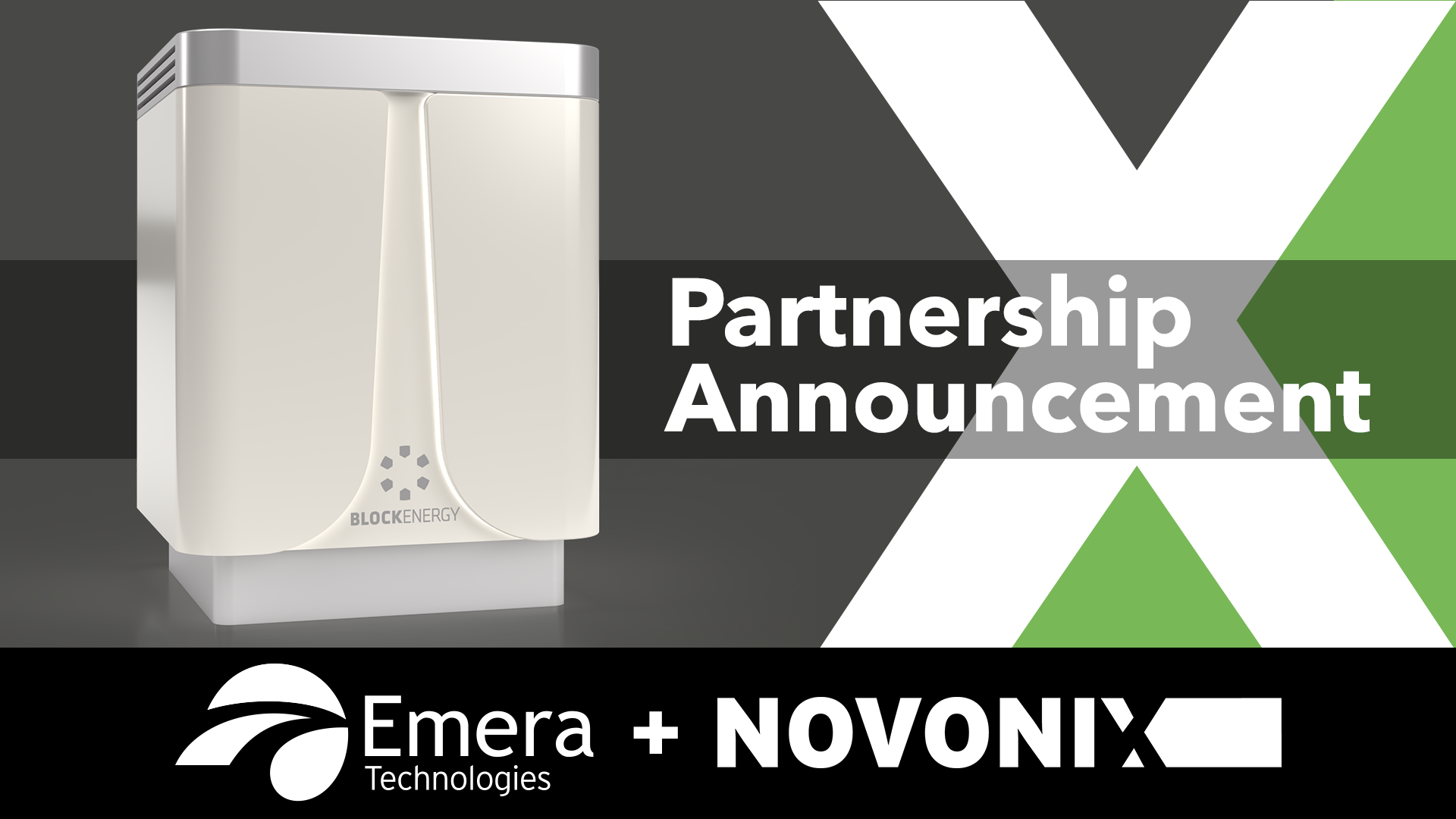 Novonix Partnership with Emera Technologies
